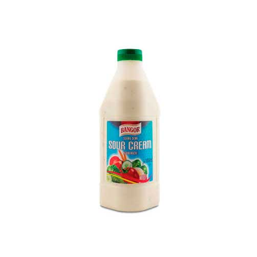 Sour Cream botella 1.000 ml