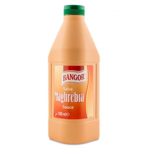 Salsa Maghrebía botella 1.000 ml